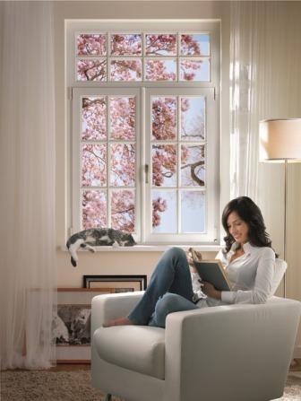 finestra primavera
