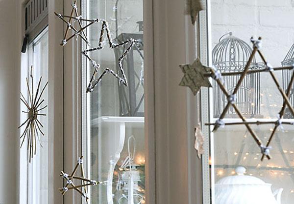 Finestre aperte sul mondo che cambia anche a natale - Addobbare le finestre per natale ...