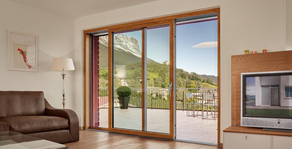 Finestre legno pvc alluminio solidit e fascino in un unica soluzione - Finestre legno e alluminio ...