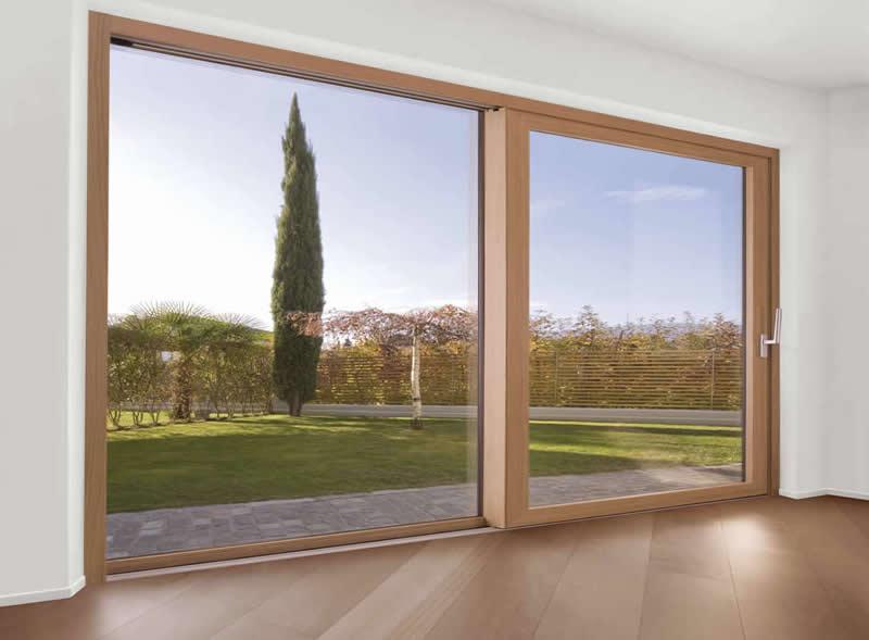 Finestre pvc legno il giusto compromesso tra stile e solidit - Acm porte e finestre ...