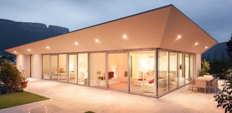 Famoso Pareti vetrate, il modo per vivere irradiati dalla luce HQ99