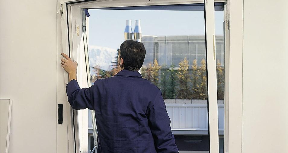 Sostituzione finestre senza opere murarie senza polvere senza pensieri finestre porte e - Sostituzione porte interne detrazione 2017 ...