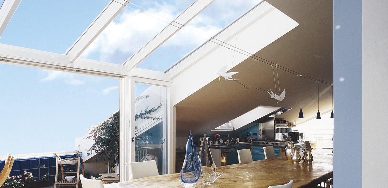 Vetrate per tetto la possibilit di toccare il cielo con - Finestre per tetto ...