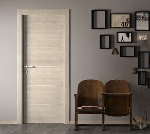 Avio garofoli una porta essenziale bella versatile - Porte interne garofoli prezzi ...