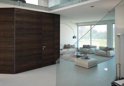 Filomuro Garofoli, una porta dall'estetica minimale comunque meravigliosa