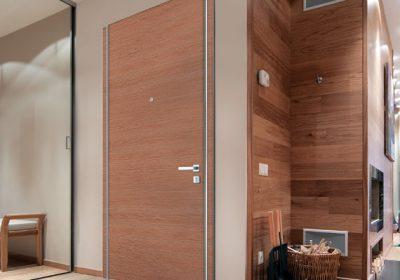 Flat Alias, una porta blindata bella, sicura e silenziosa