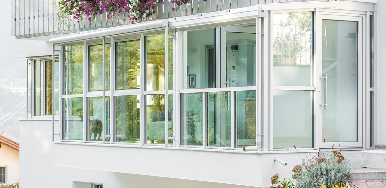 Trasformare Un Balcone In Una Veranda Spendendo Il Meno