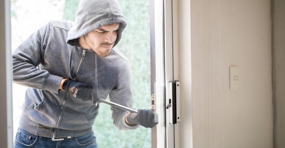 protezione contro ladri