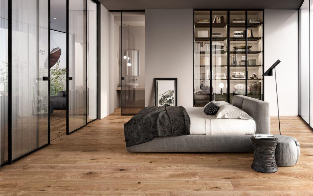 Rovere seta camera da letto 01 windor porte finestre e for Planimetria camera da letto