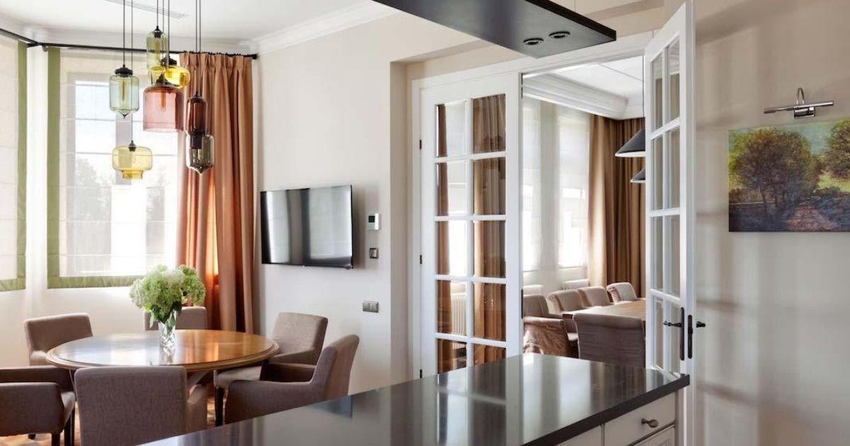 Porte In Stile Inglese Per Una Casa In Stile New Classic
