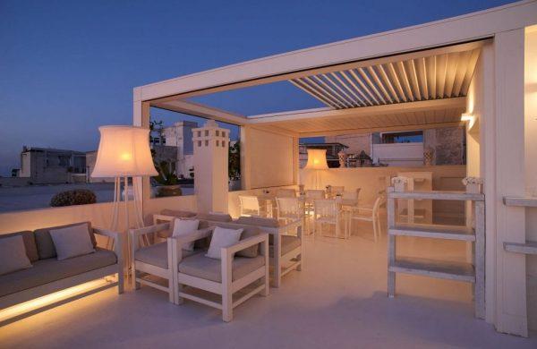 coperture per terrazzi